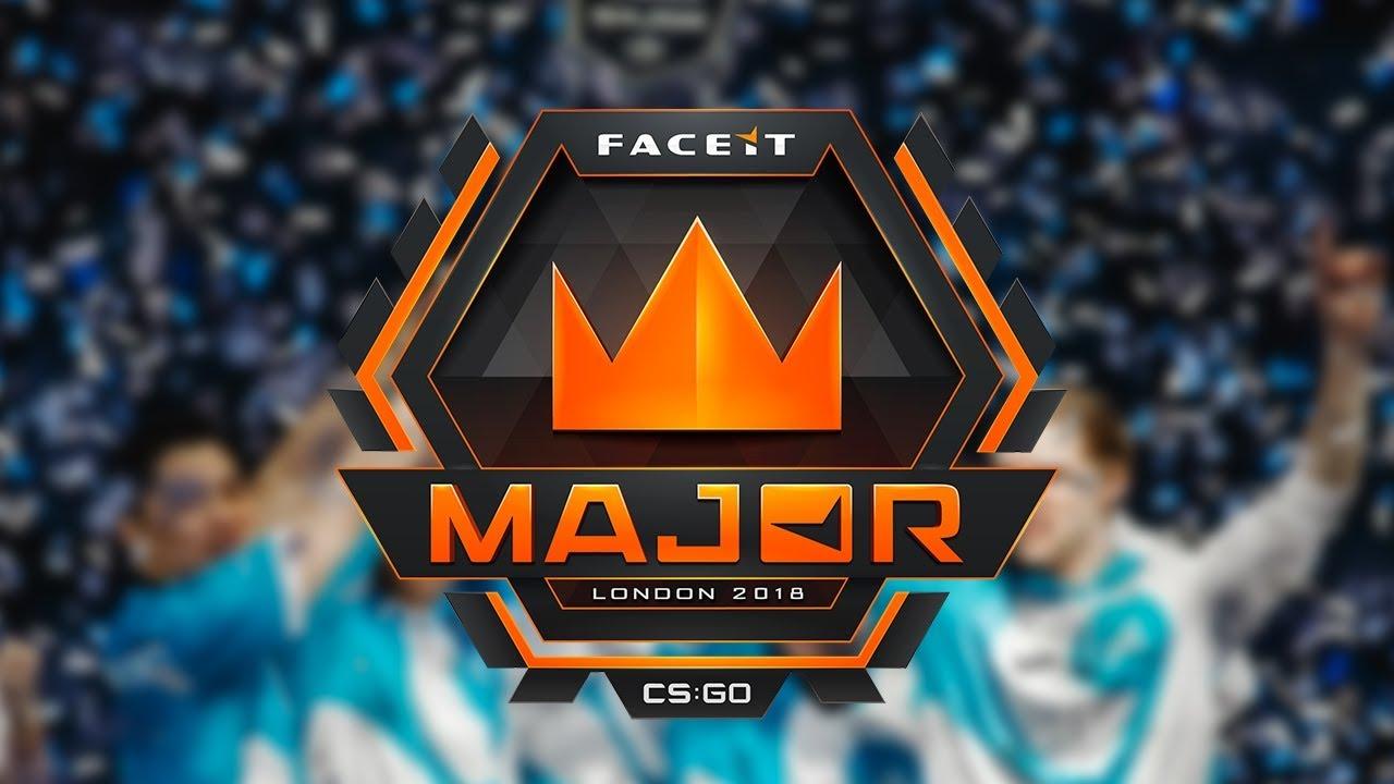 FACEIT Major: London 2018, или как попасть на финал?