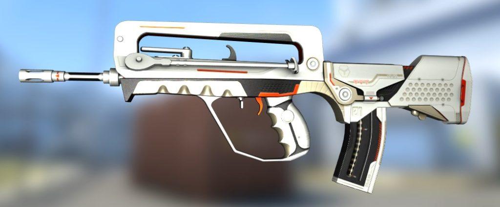 фамас Механо-пушка