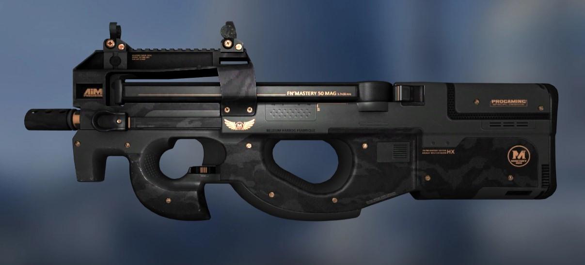P90 Элитное снаряжение