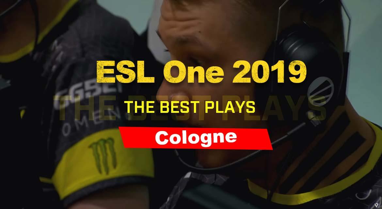 Best-Plays-ESL-One-2019