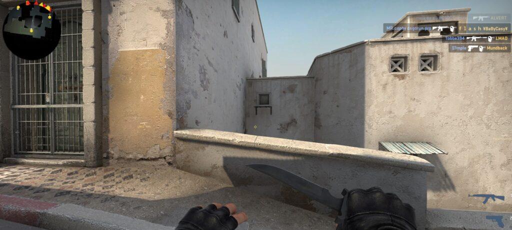 dust2 центр